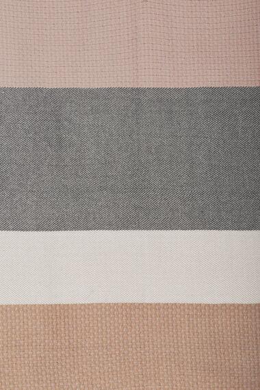 Patchwork Textured Scarf