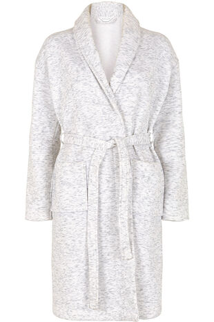 Brushed Jersey Robe