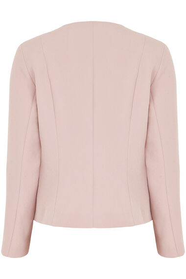 Blush Edge to Edge Jacket
