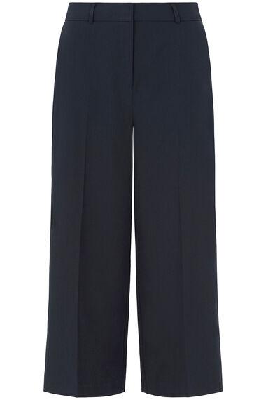 The Tailored Wide Leg Culotte