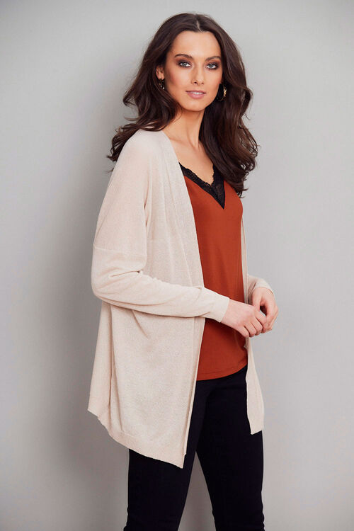 Join Us Tie Back Detail Cardigan