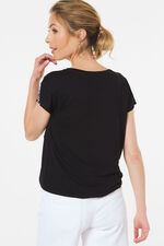 Zebra Pocket Trim T-Shirt