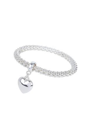 Muse Heart Stretch Bracelet