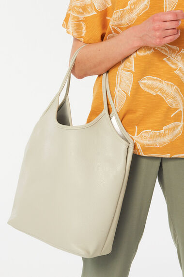 Kris-Ana 2-in-1 Tote with Removable Cross Body Bag