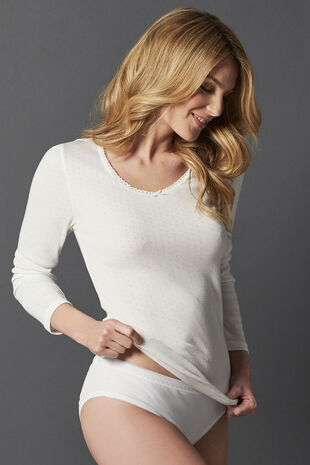 Long Sleeved Thermal Top