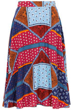 Stella Morgan Printed Skirt