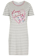 Heart & Stripe Nightdress