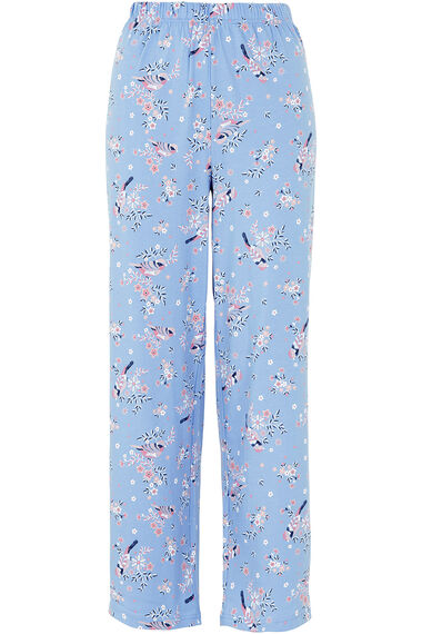 Bird Print Gift Wrapped Pyjama Set