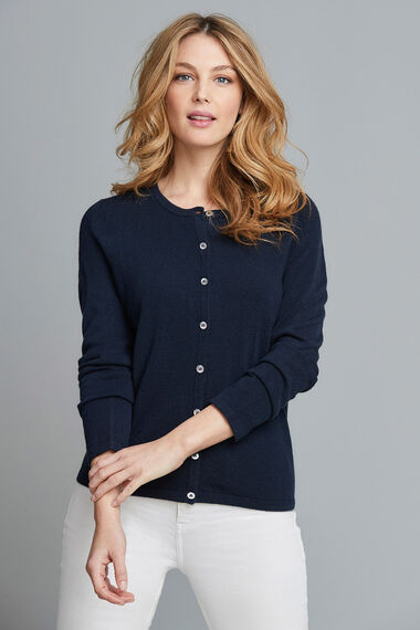 Supersoft Button Up Cardigan