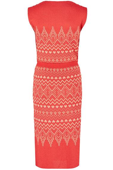 Join Us Jacquard Dress