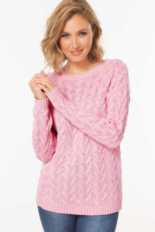 27bc378238c Women's Jumpers | Roll Neck & Cable Knit Jumpers | Bonmarché
