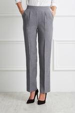 Pull On Classic Leg Trousers