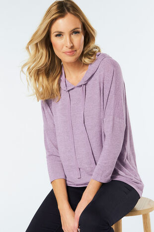 Stella Morgan Knitted Hoody