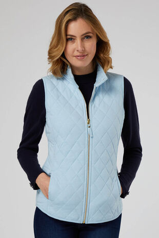 Womens Gilets | Padded Gilets for Ladies | Bonmarché Online Shopping
