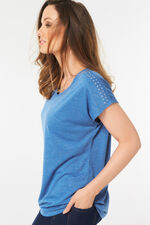 Metallic Stud T-Shirt