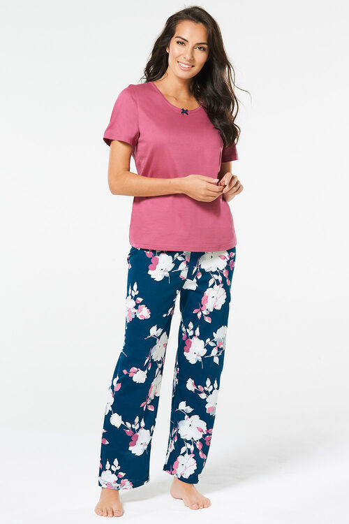 Floral Printed Pyjamas