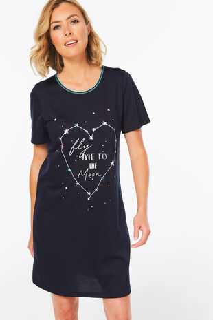 Fly Me To The Moon Nightdress