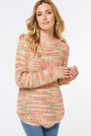 Stella Morgan Curved Hem Jumper