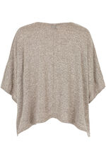 Izabel Casual Jumper with Necklace