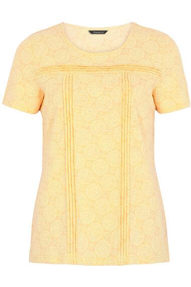 Circle Foulard T-Shirt