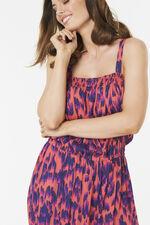Animal Maxi Dress
