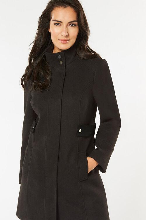 Formal Black Coat