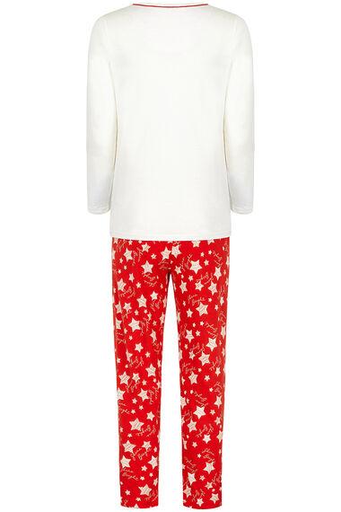 Star Slogan Gift Pyjama