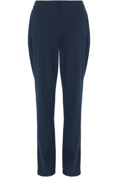 Tailored Straight Leg Trouser
