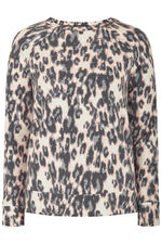 Animal Print Sweat