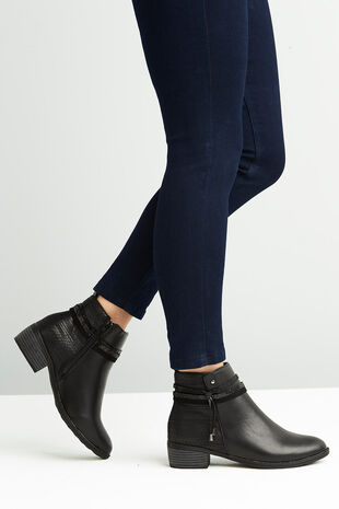 Comfort Plus Embellished Boot