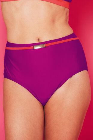 Swim Shorts With Belt