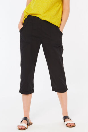 606890e4bec Ladies Cropped Trousers