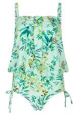 Watercolour Jungle Blouson Swimsuit