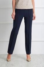 Comfort Waist Straight Leg Trouser