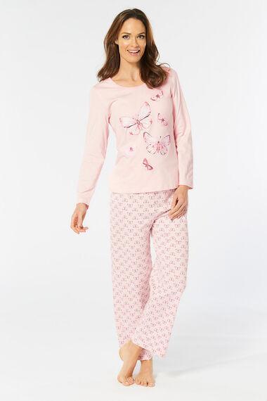 ffbb97be3f Butterfly Print Pyjama Set
