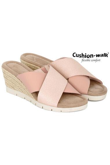 Cushion Walk Sorrento Wedge Mule