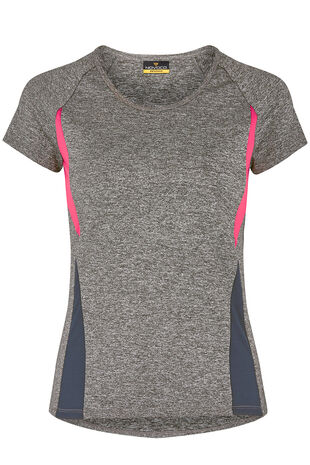 NVC Activewear Colourblock Sports Top