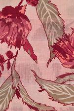 Akel Large Floral Print Scarf
