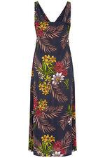 Stella Morgan Tropical Maxi Dress