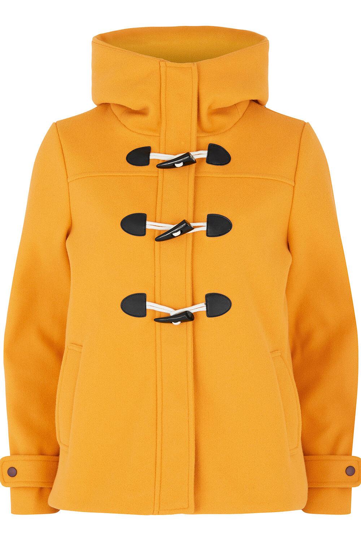 bellfield duffle jacket