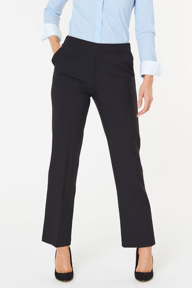Superwash Straight Leg Trousers