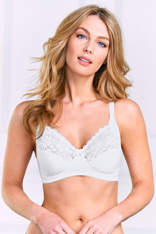 f8c3b776f0b Non Wired Bras | Women's Wireless Bras Online | Bonmarché