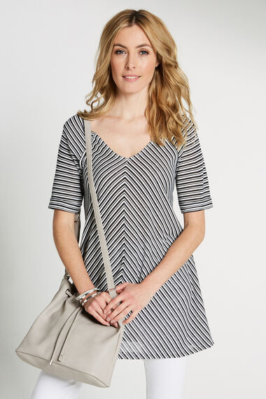 Ann Harvey Striped T-shirt