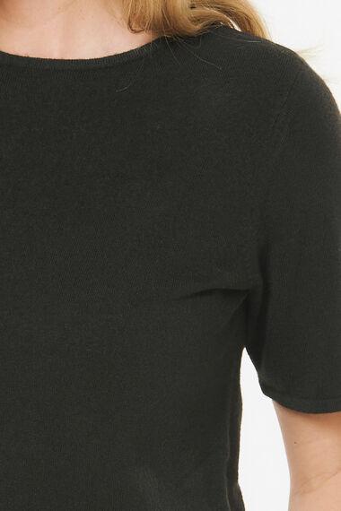Supersoft Short Sleeve Jumper