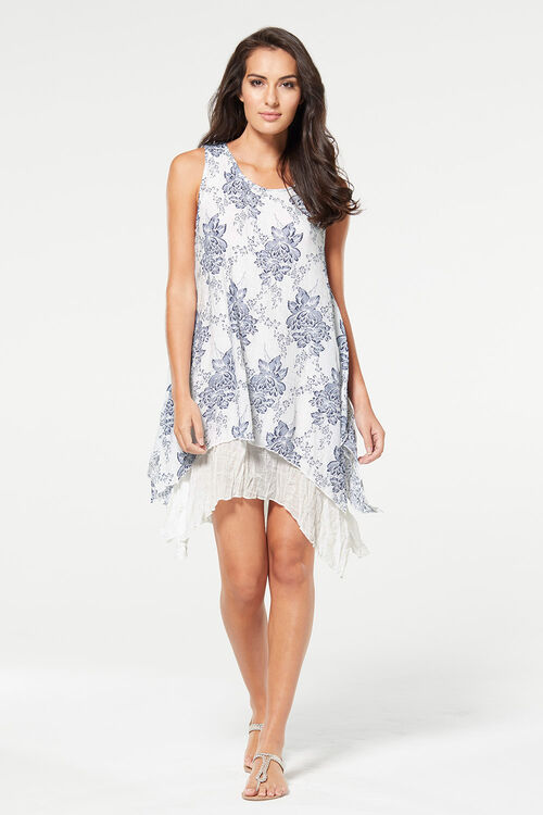 Izabel Hanky Hem Dress