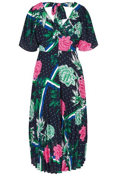 Floral Print Skirt Dress