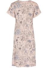 Oatmeal Print Nightdress