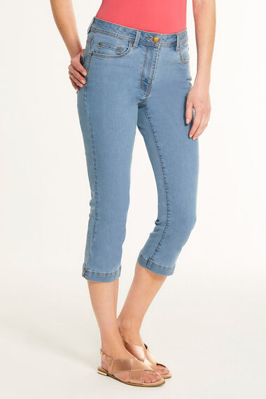 The BETTY Denim Crop