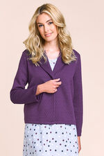 Quilted Bed Jacket