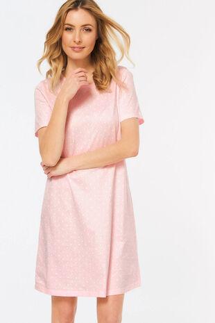 Spot Print Gift Nightdress